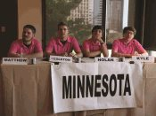 Lifesmarts champs from Minnesota