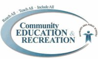 Mankato Community Education & Recreation Logo