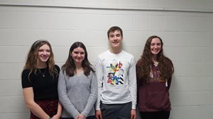 2020 LifeSmarts winners from Lake Crystal Wellcome Memorial