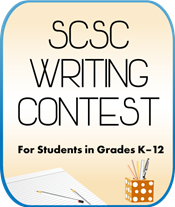 SCSC Writing Contest Logo