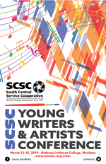 2019 Young Writers & Artists Conference brochure thumbnail